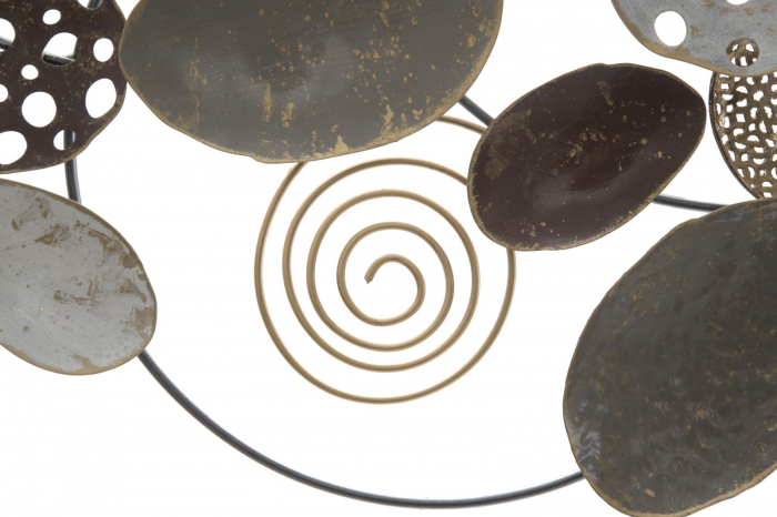 Decoratiune de perete CIRCLY (cm) 87,5X5X48 4