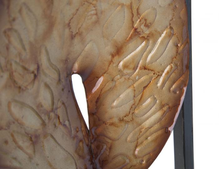 Decoratiune de perete  CLOT -B- (cm) 30X3,5X88,50 4