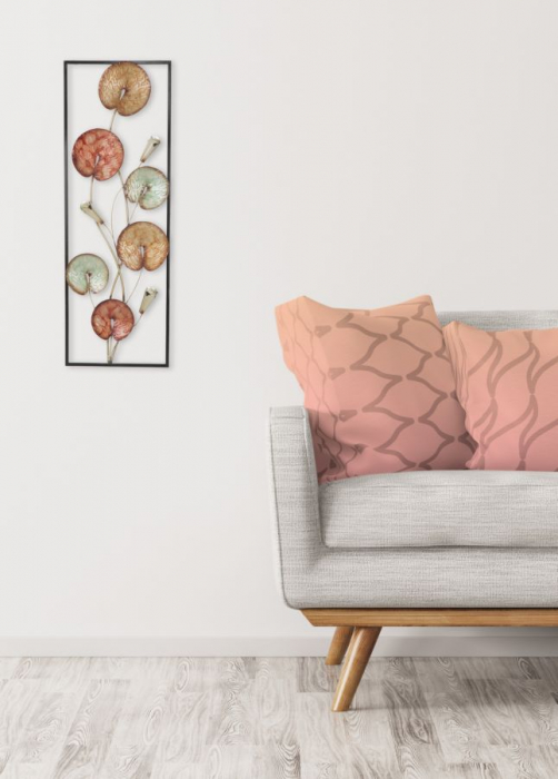 Decoratiune de perete  CLOT -B- (cm) 30X3,5X88,50 7