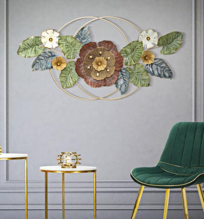 Decoratiune de perete EDEN (cm) 114,5X8,5X59,5 5