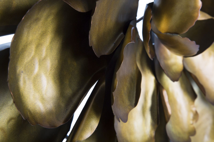Decoratiune de perete  FIORE GOLDY -A- (cm) Ø 64X5,5 2