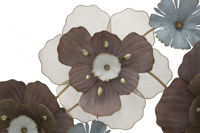 Decoratiune de perete FLOWER OPAS (cm) 154X12X66 1