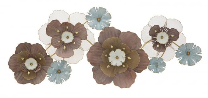 Decoratiune de perete FLOWER OPAS (cm) 154X12X66 0