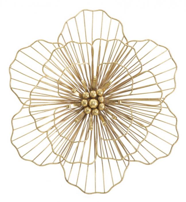 Decoratiune de perete FLOWER STICK (cm) 45X7,5X42 0