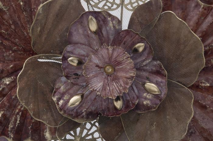 Decoratiune de perete FLOWERY (cm) 118X10X58 1
