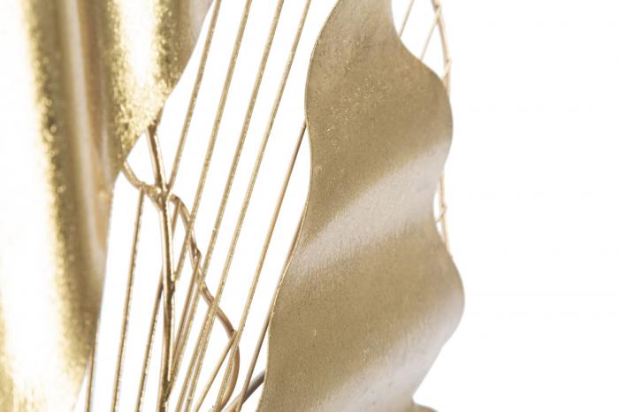 Decoratiune de perete GOXY GOLD (cm) 80X2,5X70 2