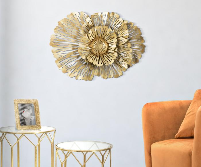 Decoratiune de perete  IBIS (cm) 52,5X8,5X40 6