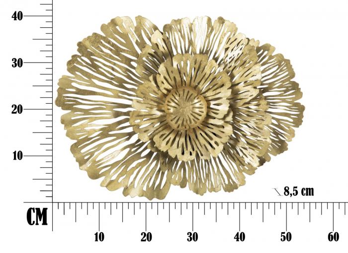 Decoratiune de perete  IBIS (cm) 52,5X8,5X40 7