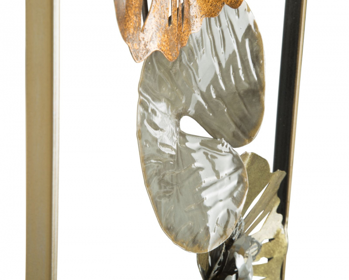 Decoratiune de perete  LEAF -B- (cm) 31,5X3X90 5