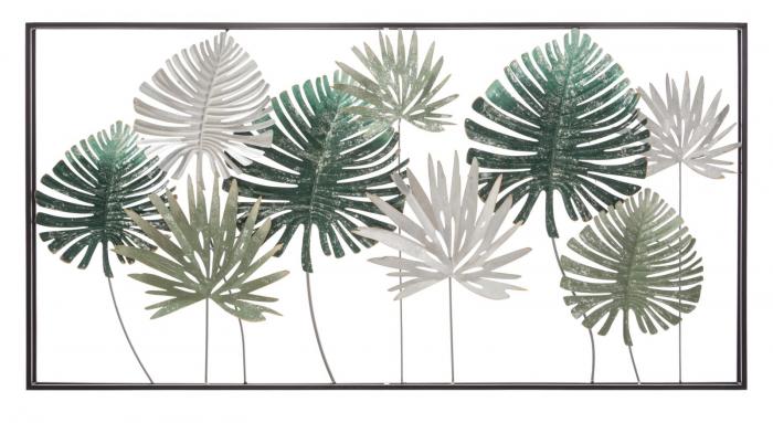 Decoratiune de perete LEAF (cm) 134,5X9,5X68,5 0