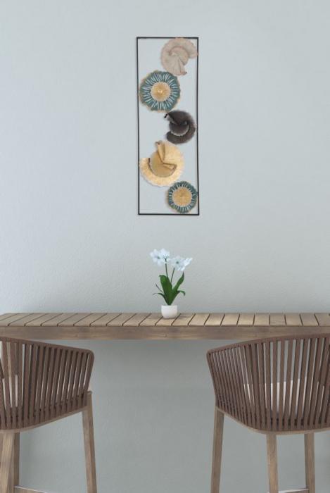Decoratiune de perete  LEC -A- (cm) 30,5X5X88,5 7