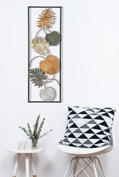 Decoratiune de perete  LOPPY -A- (cm) 30,5X3X88,5 5