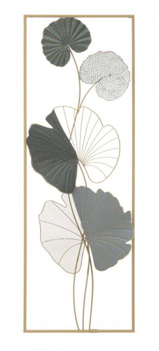 Decoratiune de perete LOTUS -B -(cm) 31X5X89,5 2021 lotusland.ro