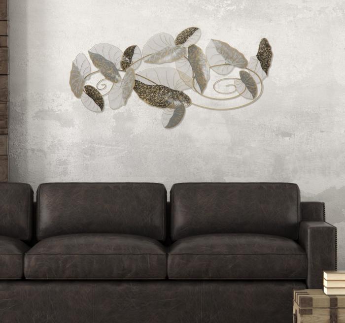 Decoratiune de perete LOTUS (cm) 119X7X63 8