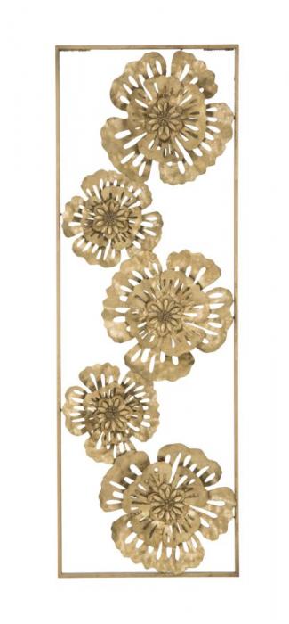 Decoratiune de perete  LUXY -B- (cm) 30,5X3,75X88,5 0