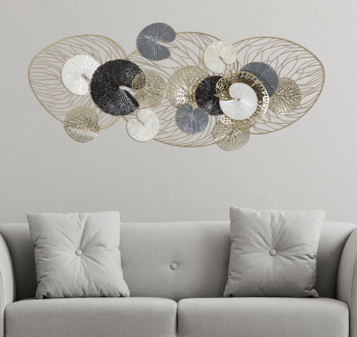 Decoratiune de perete LUXY (cm) 124,5X9,5X55 7