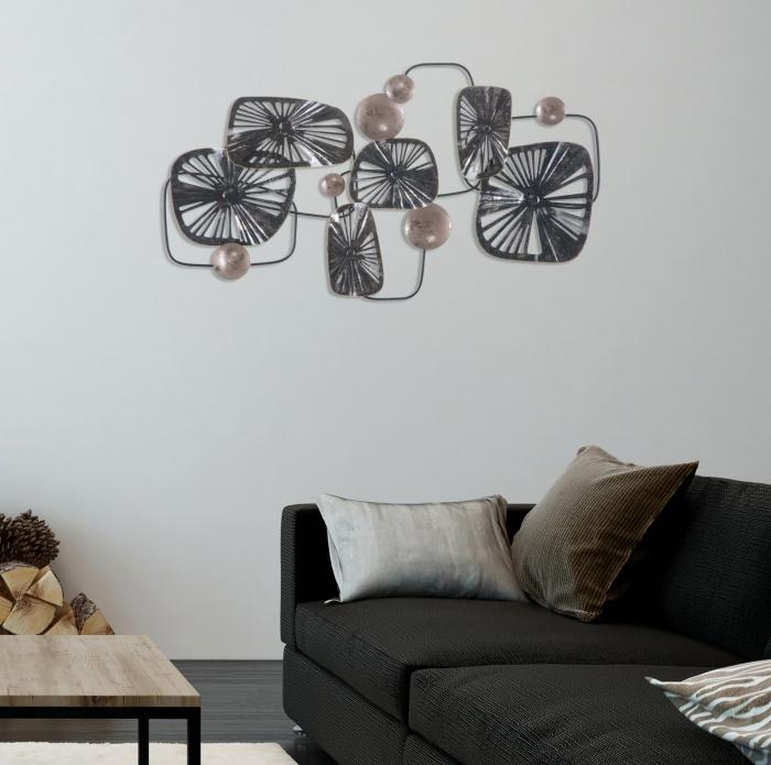 Decoratiune de perete MODY (cm) 90X5,5X50 7
