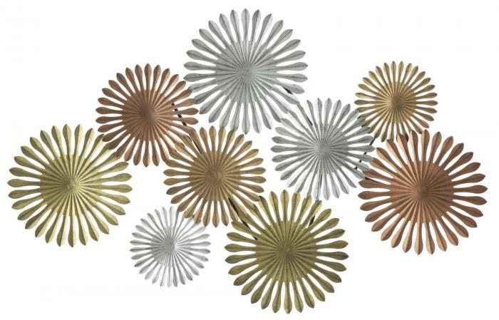 Decoratiune de perete OXY -B- (cm) 114X5X74 0