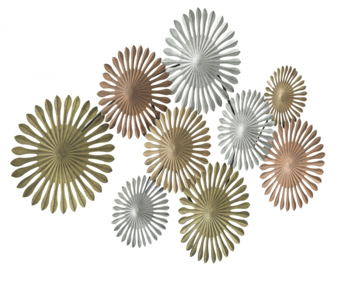 Decoratiune de perete OXY -B- (cm) 114X5X74 1