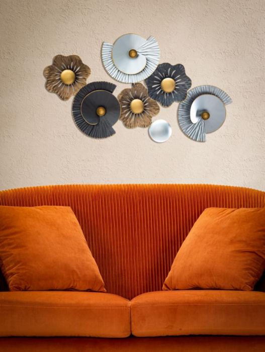 Decoratiune de perete RID -A- (cm) 39X6X65 5