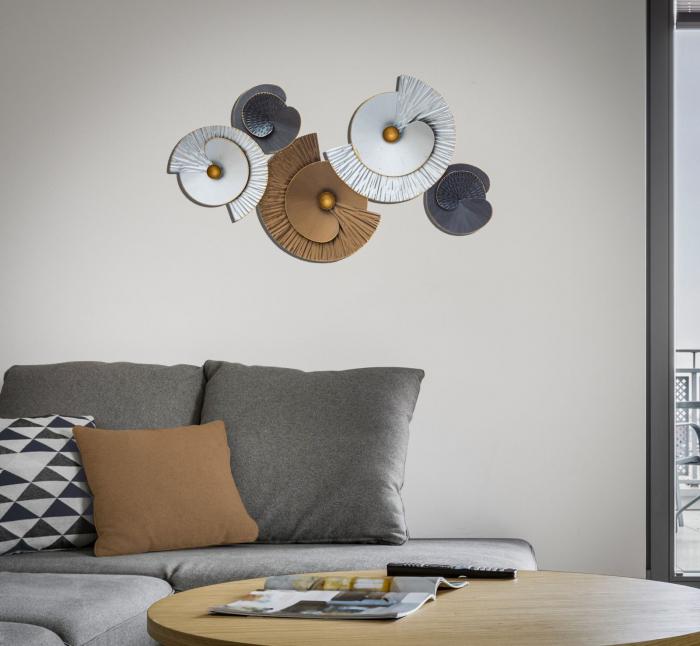 Decoratiune de perete RID -B- (cm) 39X6X65 5