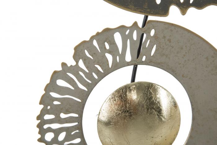 Decoratiune de perete RING (cm) 31X3X89,5 6