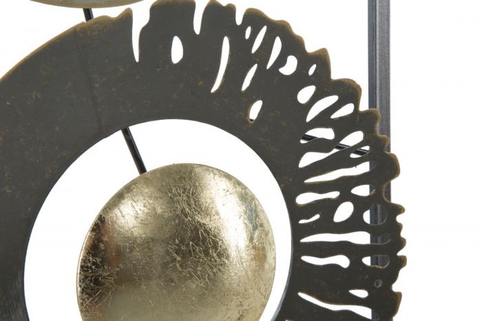 Decoratiune de perete RING (cm) 31X3X89,5 5