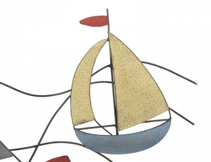 Decoratiune de perete SEA (cm) 114,5X3,5X62,50 7