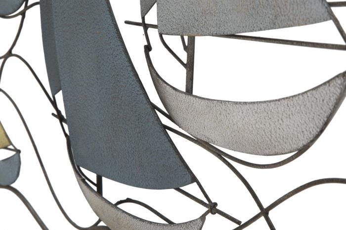 Decoratiune de perete SEA (cm) 114,5X3,5X62,50 6
