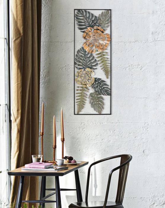 Decoratiune de perete  TOO -A- (cm) 30,5X3,75X88,5 5