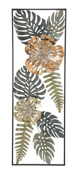 Decoratiune de perete TOO -A- (cm) 30,5X3,75X88,5 2021 lotusland.ro