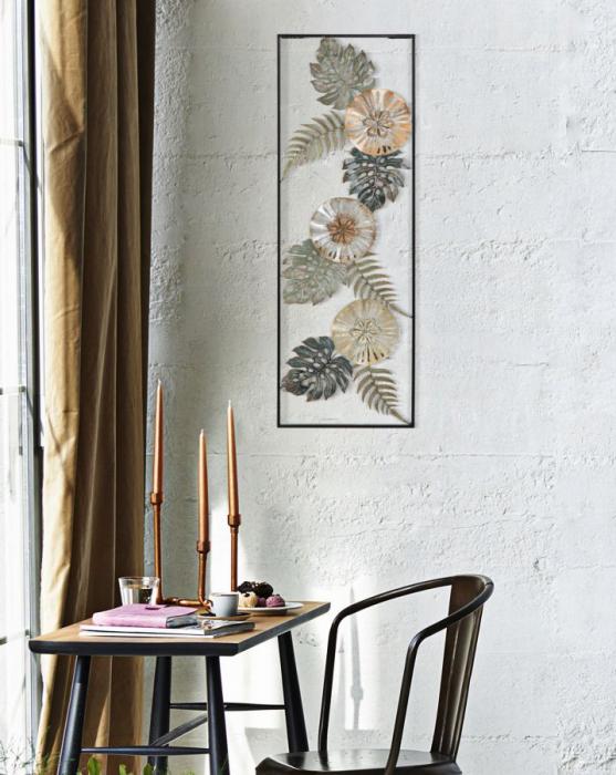 Decoratiune de perete TOO -B- (cm) 30,5X2,5X88,5 5