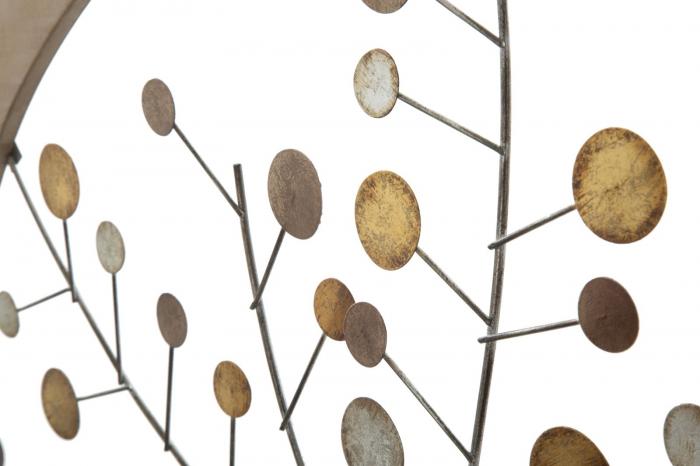 Decoratiune de perete TREE OF LIFE (cm) Ø 80X2 2