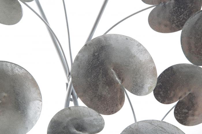 Decoratiune de perete TREE OF LIFE  SILVER (cm) 87,5X3,5X93 4