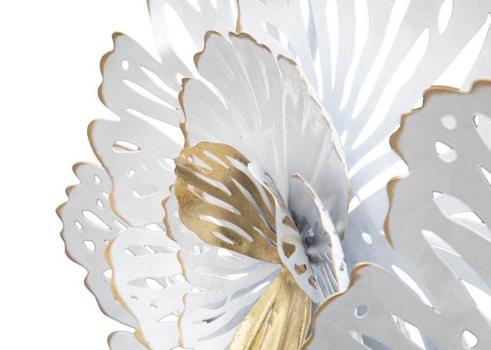 Decoratiune de perete WHITE -A- (cm) 148,5X11X78 4