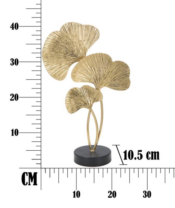 Decoratiune FOGLIE, 24.5X10.5X40.5 cm, Mauro Ferretti 6
