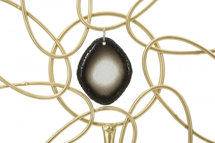 Decoratiune GLAM DAISY (cm) 24X10X37,5  3