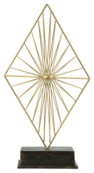 Decoratiune GLAM PIRY (cm) 19X13,5X50,5 0