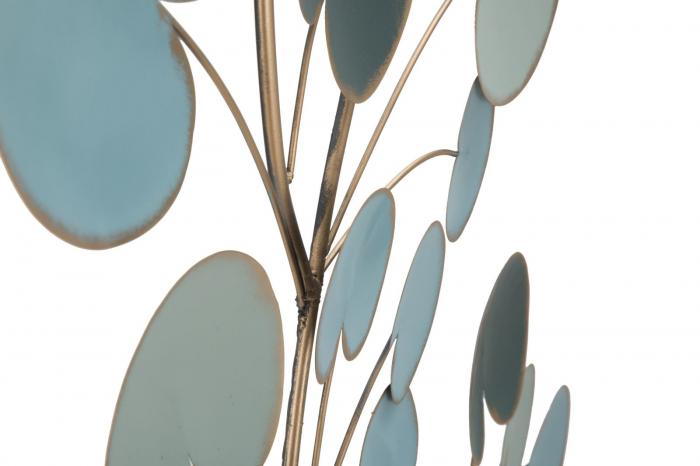 Decoratiune pentru perete APPLE, 75X2.5X85 cm, Mauro Ferretti 3