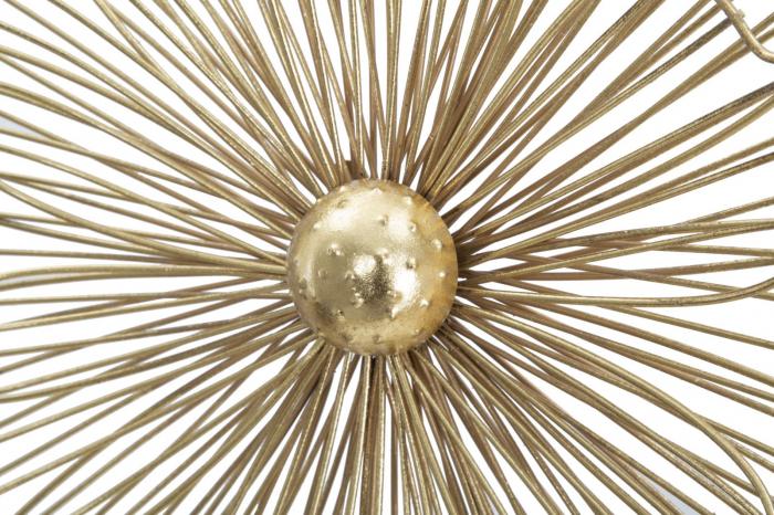 Decoratiune pentru perete FLOWERY STICK, 60X8X54 cm, Mauro Ferretti 1