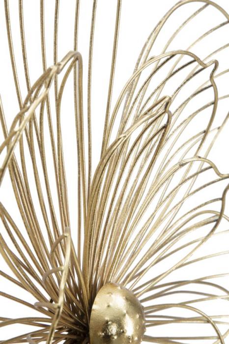 Decoratiune pentru perete FLOWERY STICK, 60X8X54 cm, Mauro Ferretti 2