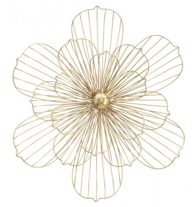 Decoratiune pentru perete FLOWERY STICK, 60X8X54 cm, Mauro Ferretti 0