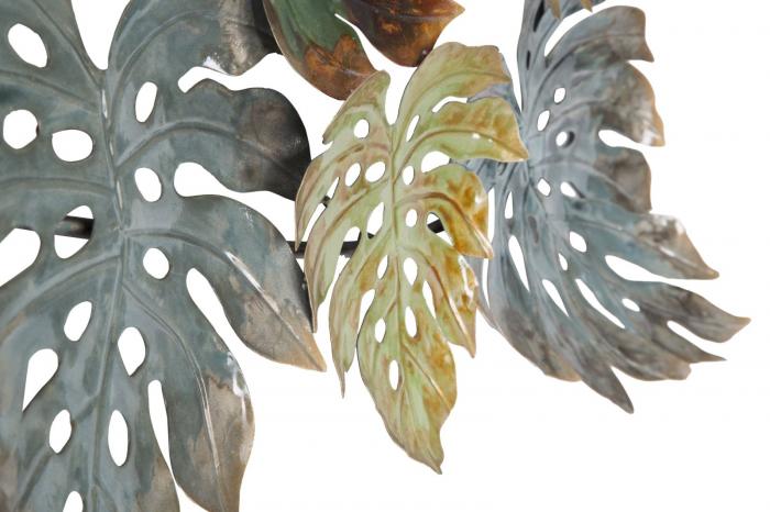 Decoratiune pentru perete FOGLIE, 129.50X6X67 cm, Mauro Ferretti 4
