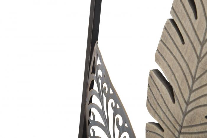 Decoratiune pentru perete FOGLIE 30.5X1.90X91 cm, Mauro Ferretti 3