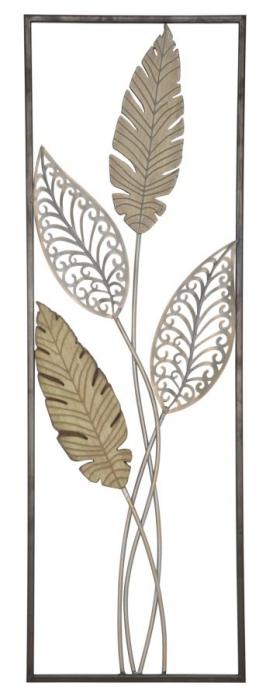 Decoratiune pentru perete FOGLIE 30.5X1.90X91 cm, Mauro Ferretti 0