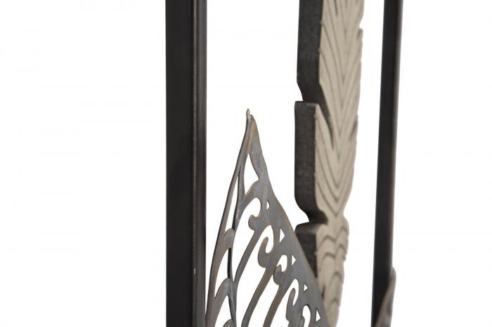Decoratiune pentru perete FOGLIE 30.5X1.90X91 cm, Mauro Ferretti 5