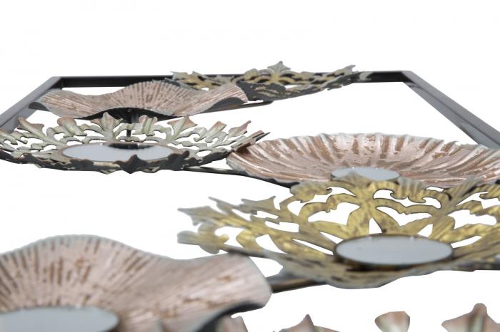 Decoratiune pentru perete GLISS, 31X2.5X90 cm, Mauro Ferretti 5