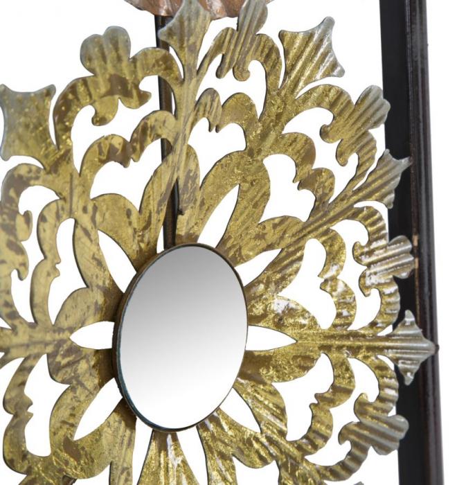 Decoratiune pentru perete GLISS, 31X2.5X90 cm, Mauro Ferretti 4