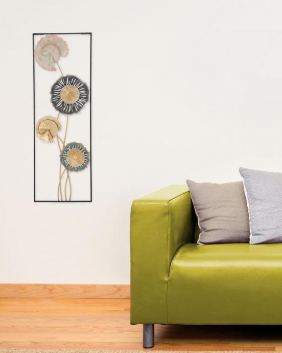 Decoratiune pentru perete LET, 30X5X88.50 cm, Mauro Ferretti 7