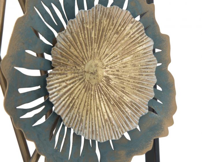 Decoratiune pentru perete LET, 30X5X88.50 cm, Mauro Ferretti 2